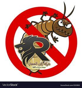شركة مكافحة النمل الابيض ركن الحجاز